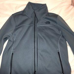 Women's Blue North Face Jacket